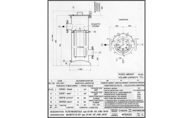 Filtres magnétiques Clarox DNS 100 301 MR image 1