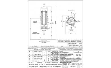 Filtre LBV62 image 1