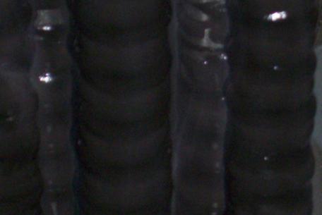 Barreaux magnétiques boue captée