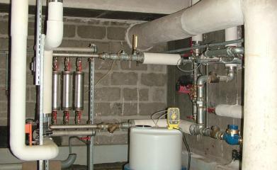 Production Eau Chaude Sanitaire ECS traitement Eau image 2