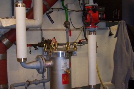 Filtre magnétique Clarox circulateur